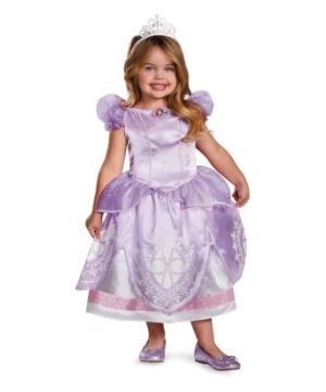 Sofia The First Baby Costume Deluxe