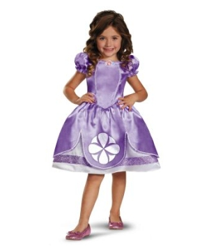 Sofia The First Baby Costume