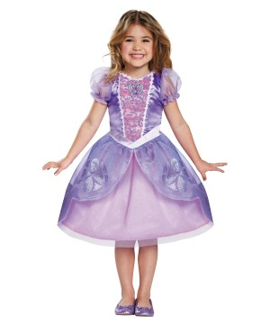 Sofia the Next Chapter Disney Little Girls Costume