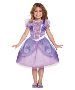 Sofia The Next Chapter Disney Little Girls Costume