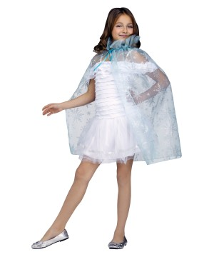 Sparkling Snowflake Queen Costume Princess Cape  sc 1 st  Buy Party Costumes & Disney Costumes | Licensed Adults u0026 Kids Disney Costumes