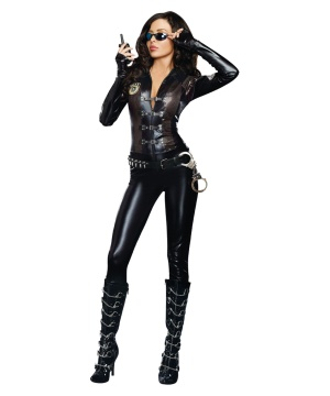 Special Ops Womens Costume Deluxe