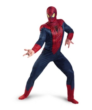 Spiderman Adult Costume