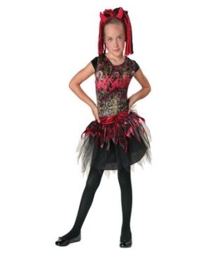 Spunky Spitfire Girl Costume