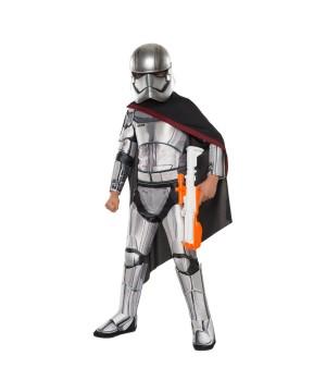 Star Wars Captain Phasma Girls Costume Deluxe