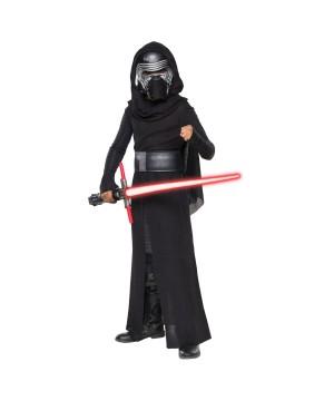 Kylo Ren Star Wars Episode Vii Boys Costume