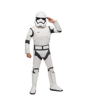 Stormtrooper Star Wars Episode Vii Boys Costume Deluxe