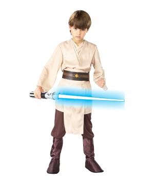 Star Wars Movie Jedi Boys Costume