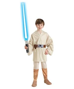 Luke Skywalker Star Wars Boys Costume
