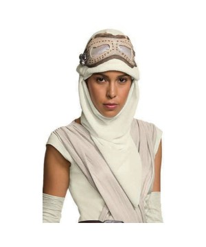 Star War Rey Eye Mask With Hood