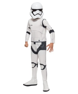 Star Wars The Force Awakens Stormtrooper Boys Costume