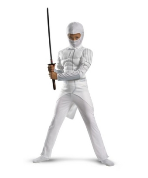 Storm Shadow Boys Muscle Costume