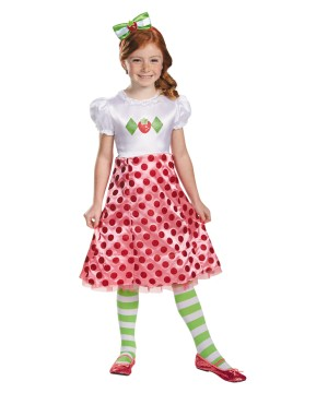 Strawberry Shortcake Baby Girl Classic Costume