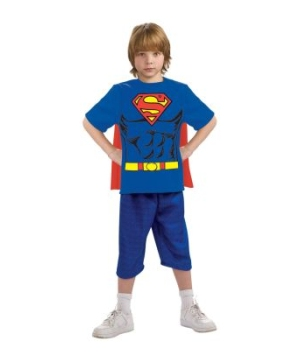 Superman Kit Kids Costume