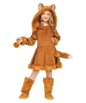 Sweet Fox Girl Costume