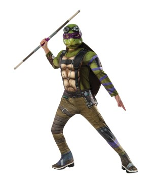 Teenage Mutant Ninja Turtles: Out Of The Shadow Donatello Boy Costume