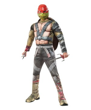 Teenage Mutant Ninja Turtles: Out Of The Shadows Raphael Boys Costume