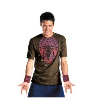 The Amazing Spider Man Movie Adult Kit Costume