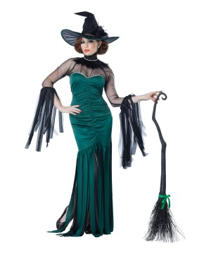 The Magical Grand Sorceress Women Costume