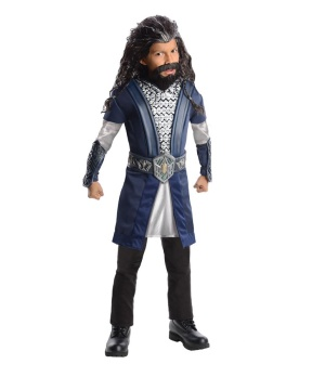 The Hobbit Thorin Oakenshield Boys Costume Deluxe