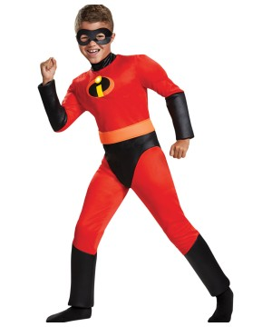 The Incredibles 2 Dash Boys Costume