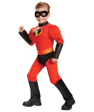 The Incredibles Dash Boys Toddler Costume