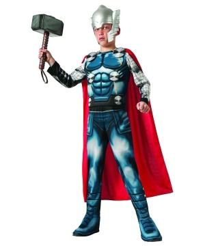 Marvel Avengers Thor Muscle Boy's Costume