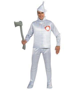 Alice In Wonderland Tin Man Men Costume