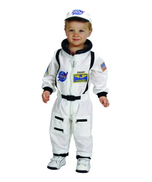 Toddler Astronaut Suit Costume