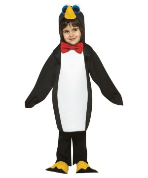 Boys Toddler Penguin Costume