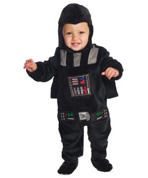 Kids Darth Vader Plush Costume