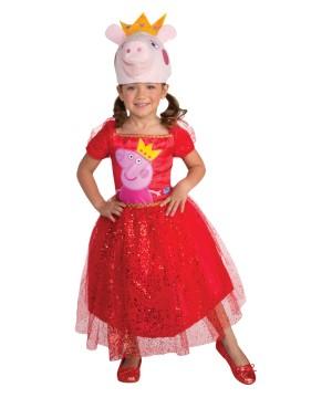 Toddler Peppa Pig Tutu Dress