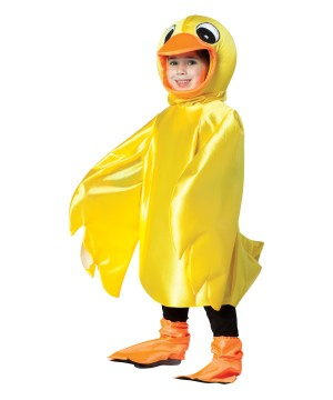 Toddler Yellow Ducky Costume