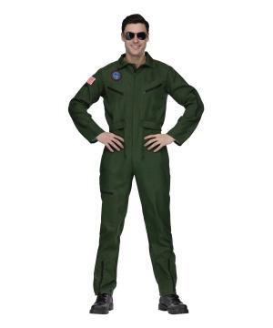 Top Gun Aviator Mens Costume