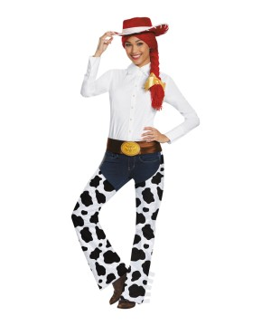 Disney Toy Story Jessie Women Costume Set