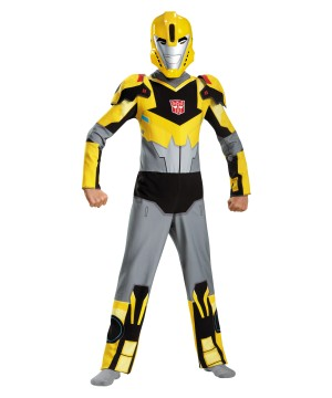 Transformers Animated Bumblebee Boys Costume