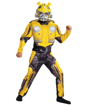 Transformers Bumblebee Childrens Costume