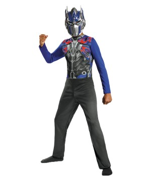Transformers Movie Optimus Prime Big Boys Costume