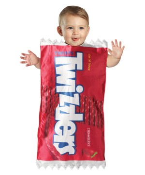 Twizzlers Infant Costume