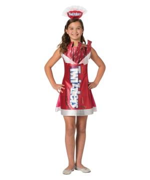Twizzlers Tween Dress