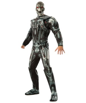 Avengers Ultron Men Costume