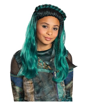 Uma Descendants 3 Girl Wig
