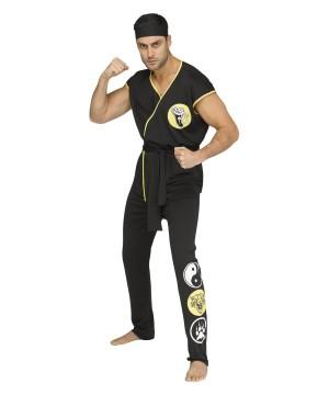 Unisex Karate Costume