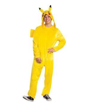 Unisex Pikachu Costume