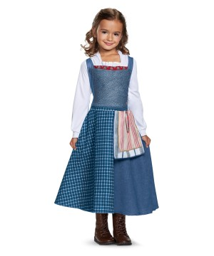 Belle Girls Village Costume