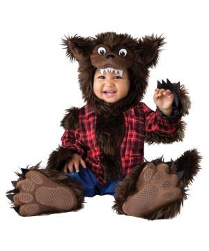 Wee Werewolf Baby Boy Costume