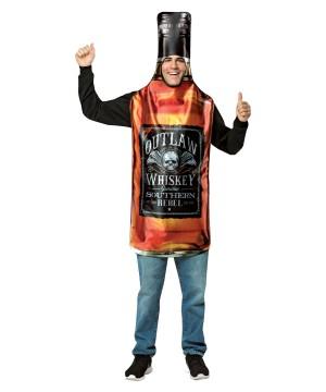 Whisky Bottle Costume