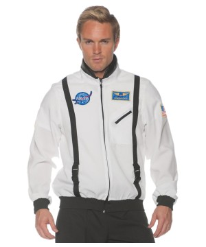White Space Explorer Men Jacket
