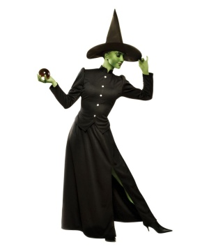 Wicked Witch From The West Women Costume