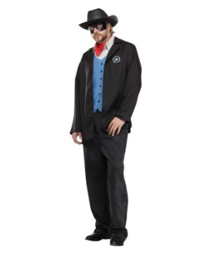 Wild West Avenger Adult Costume